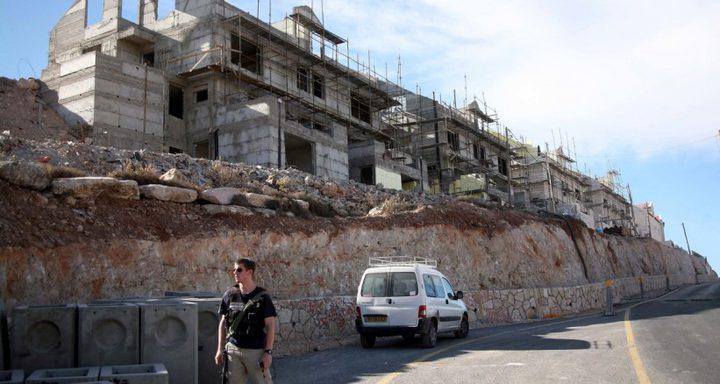 """الاحتلال يشق طريقًا تمهيدًا لتوسيع بؤرة """"جلعاد"""" الاستيطانية"""