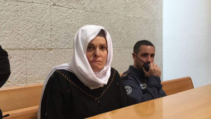 البرغوثي: الشعب الفلسطيني بأسره يقف الى جانب الاسيرات في سجون الاحتلال