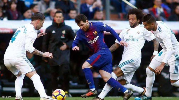 """ريال مدريد كاد أن """"يستولي"""" على ميسي"""