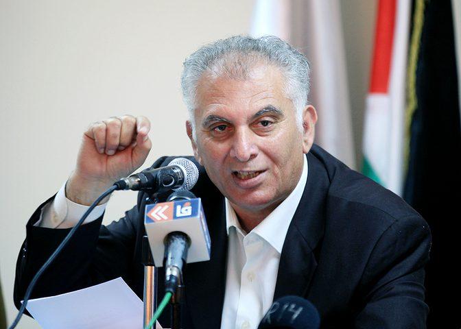 الصالحي: يجب البناء على قرار الاعتراف بدولة فلسطين عام 2012