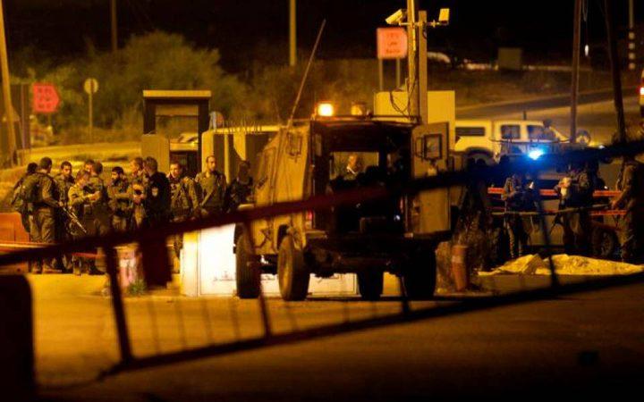 الاحتلال يُعلن رام الله منطقة عسكرية مغلقة