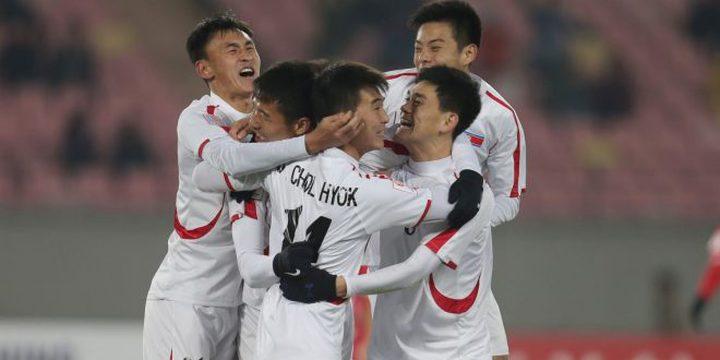الفدائي الأولمبي يُهدر الفوز أمام نظيره الكوري الشمالي