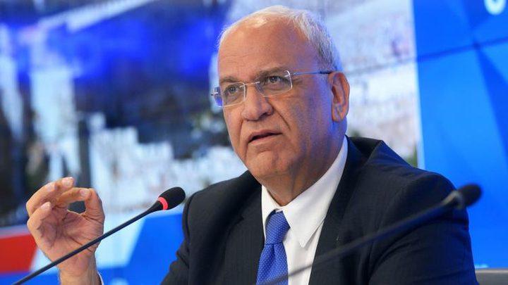قادة فلسطينيون يهددون بسحب الإعتراف بإسرائيل