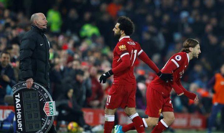 ليفربول يقطع سلسلة مانشستر سيتي بانتصار ملحمي