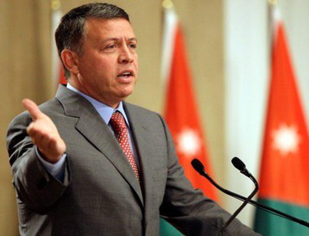 العاهل الأردني: يجب تسوية موضوع القدس ضمن إطار حل شامل يحقق إقامة الدولة الفلسطينية