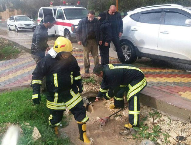 325 حادث حريق وإنقاذ خلال أسبوع