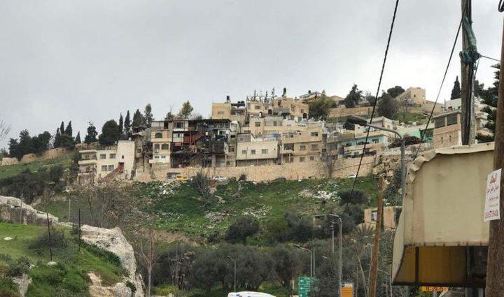 """الاحتلال يواصل حفرياته لإقامة """"جسر سياحي"""""""