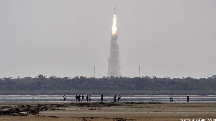 33 قمرا اصطناعيا إلى الفضاء أطلقتها الهند والصين