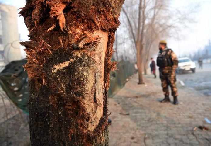 مقتل 10 مسلحين من حركة طالبان من بينهم قائدان في شرقي أفغانستان
