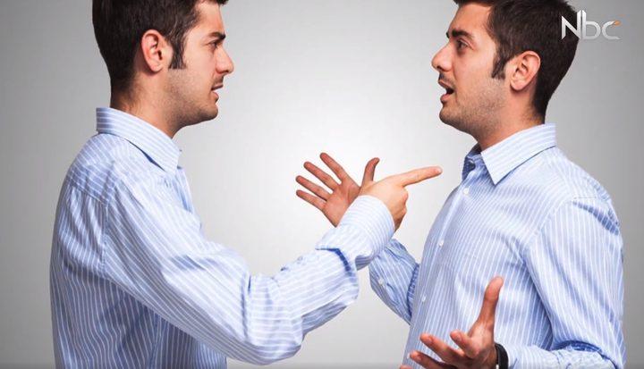 هل أنت مجنون عندما تكلم نفسك؟ (فيديو)