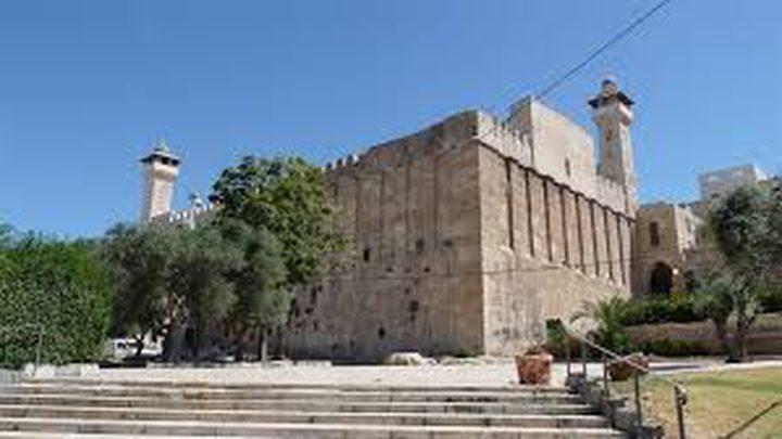 الأوقاف تنفي مزاعم الاحتلال بخصوص الحرم الإبراهيمي