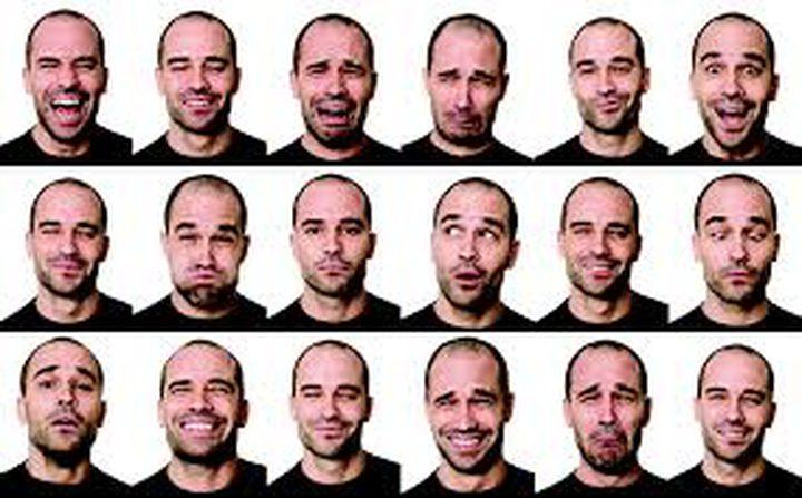 تغيرات تعابير الوجه لمعرفة تاريخ المرض
