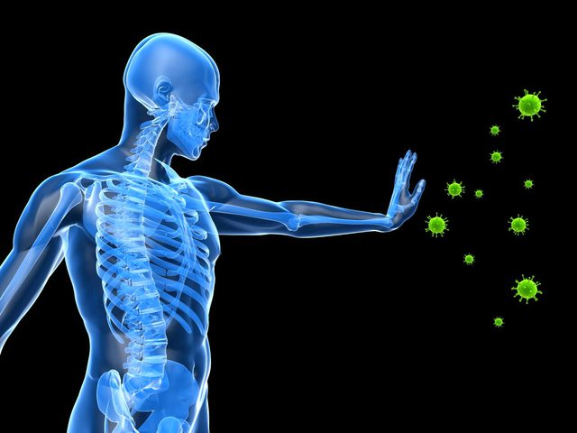 الذكاء الاصطناعي لكشف تاريخ جهاز المناعة