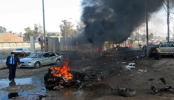 38 قتيلا و102 جريح في أحدث حصيلة لهجوم بغداد المزدوج
