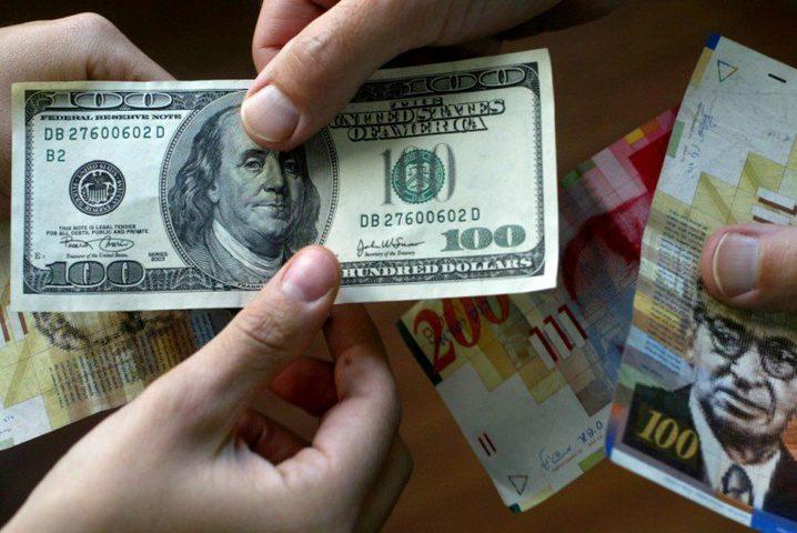 الشيكل عند أعلى مستوى أمام الدولار منذ 2011.. ماذا بعد؟