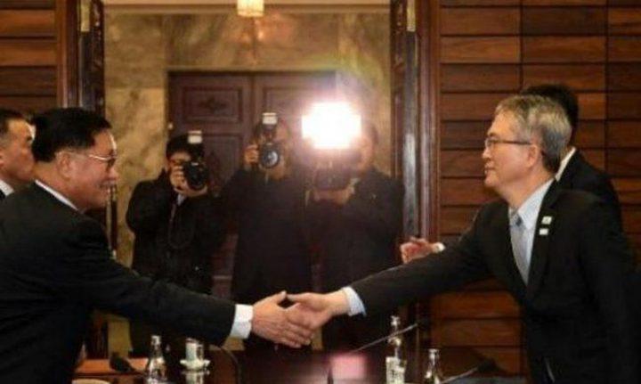 بدء المحادثات بين الكوريتين بشأن الألعاب الأولمبية