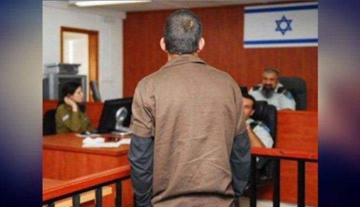 محكمة الاحتلال تصدر أحكاماً مختلفة بحق أسرى من الضفة