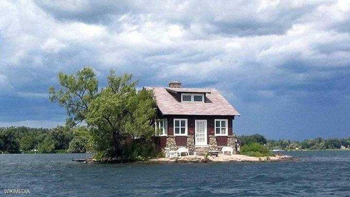 أصغر جزيرة مأهولة تعرفوا عليها