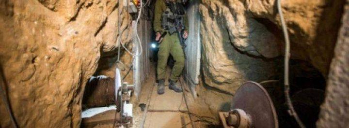 """هآرتس تزعُم: وزارة الحرب أبلغت مصر نيتها استهداف """"النفق"""" جنوب رفح"""