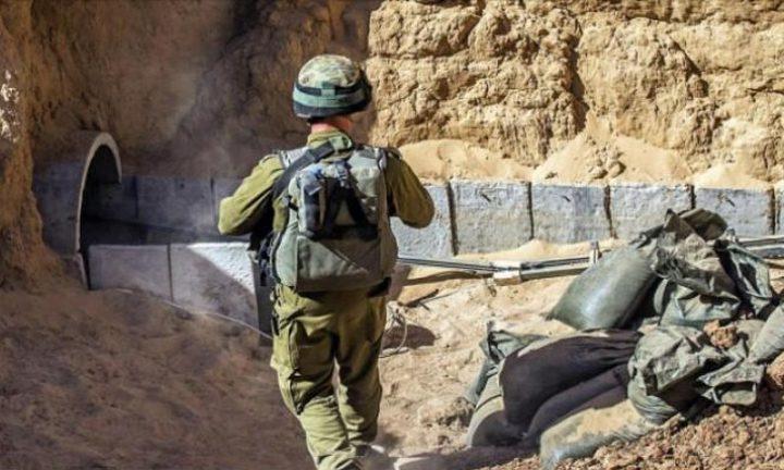 اسرائيل: هذا العام سندمر انفاق حماس