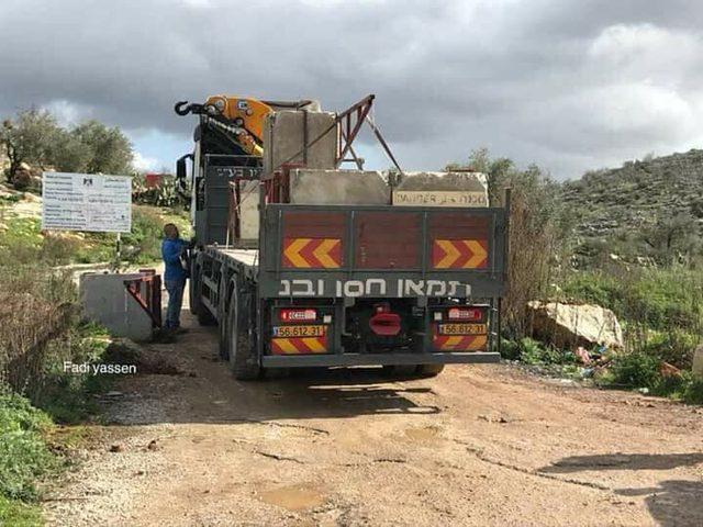 قوات الاحتلال تغلق مداخل ثلاث بلدات في طولكرم