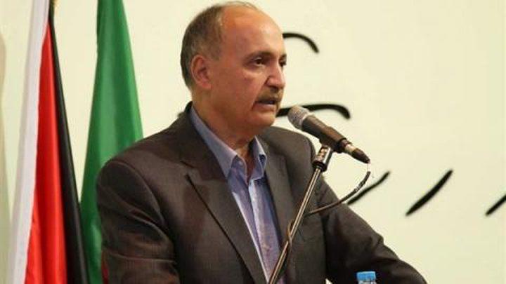 أبو يوسف: اجتماع المجلس المركزي مهم لاتمام اجراءات المصالحة ورفض أي دور لأمريكا