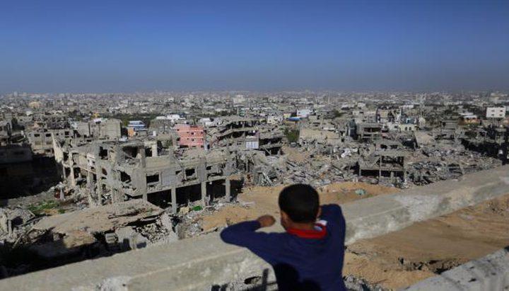 تقديرات الإحتلال تُشير إلى أنَّالوضع الإقتصادي في غزة ينهار