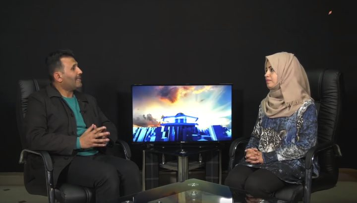 بالفيديو.. الأوضاع في مدينة غزة