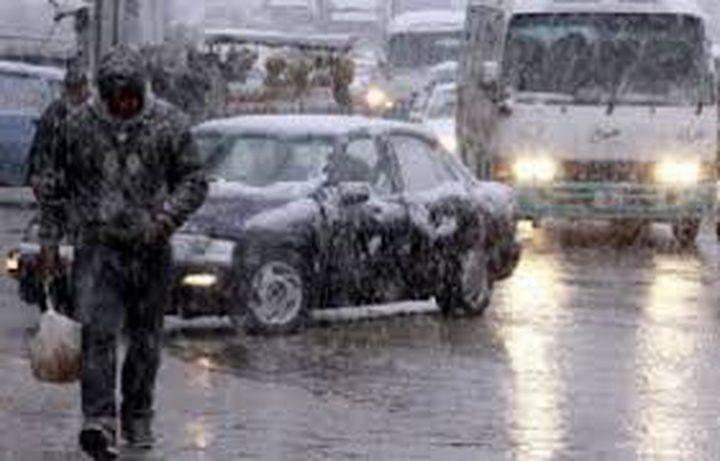 هل ستسقط الثلوج على فلسطين ومتى سيبلغ المنخفض القادم ذروته؟