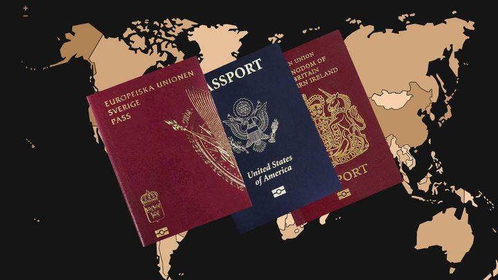 أقوى 10 جوازات السفر في العالم وأولها الألماني