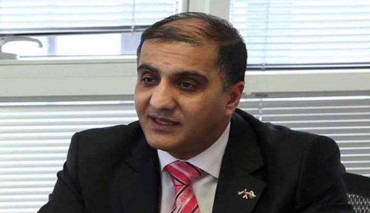 المذبوح يطلع برلمانية بلغارية على آخر التطورات السياسية