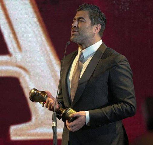 النجمان فايز السعيد ووائل كفوري يحصدان حوائز ضيافة 2018 في دبي