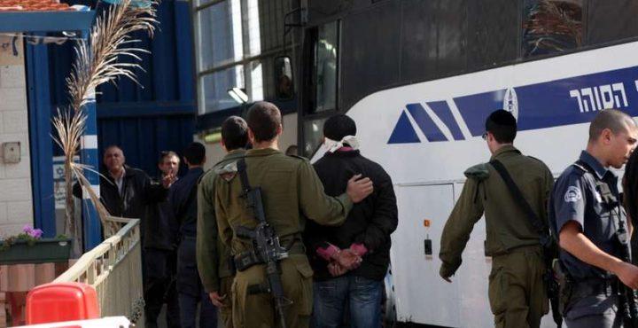 بالاسماء.. الاحتلال يصدر 19 أمر اعتقال إداري بحق أسرى