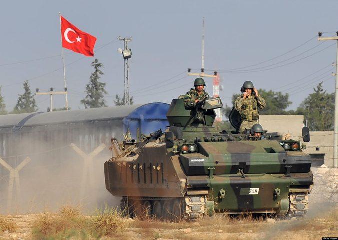 تعزيزات تركية على حدودها وابلاغ الناتو بخططها