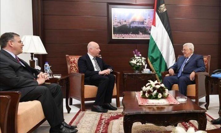 """عيسى لـ"""" النجاح"""": صفقة القرن تهدف لشطب الحقوق الفلسطينية"""