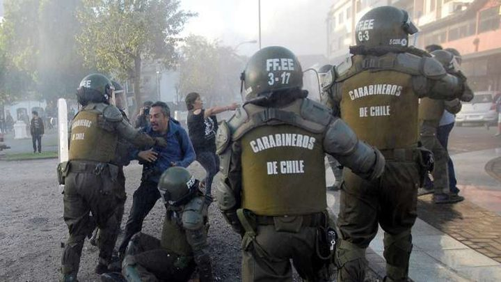 تشيلي: اشتباكات بعد وصول بابا الفاتيكان إلى البلاد