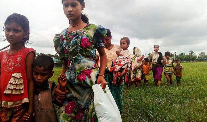 اتفاق على عودة الروهينغا إلى ميانمار خلال عامين