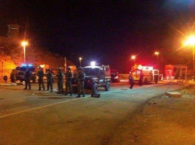 """الاحتلال يعتقل شابين على حاجز """"الكونتينر"""" شرق القدس"""