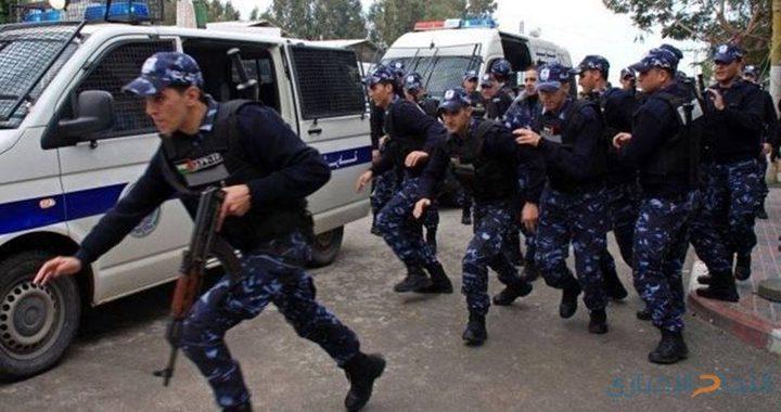 الشرطة تفض شجارًا شمال غرب نابلس