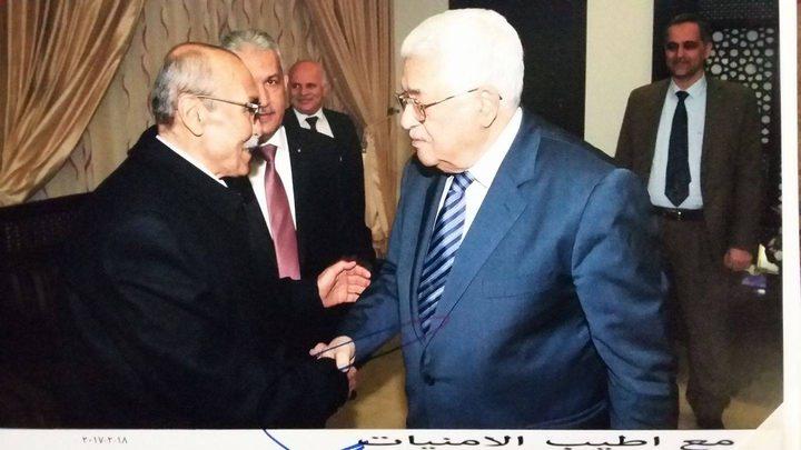 وفاة المدير العام للبريد الفلسطيني