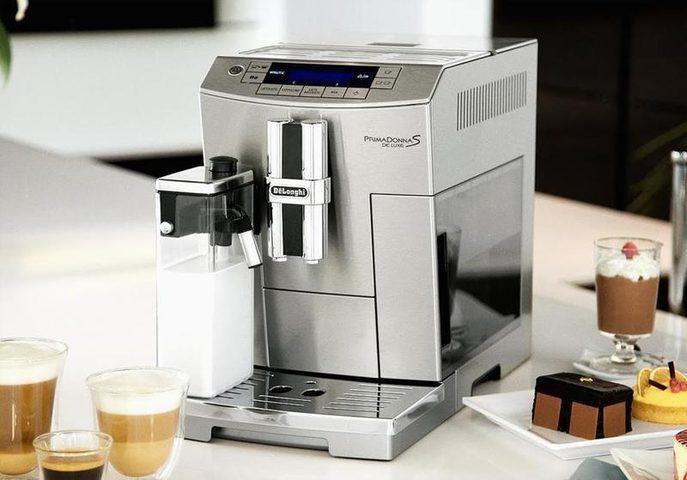 آلة صنع القهوة تحتوي بكتيريا أكثر من المغسلة