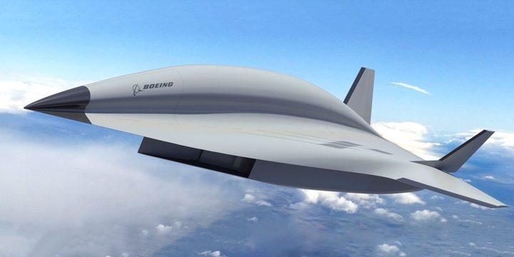 بوينغ تقدم نظرة مستقبلية عن الطيران أسرع من الصوت