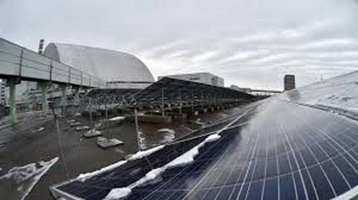قريباً كارثة تشيرنوبيل تتحول لمزرعة للطاقة المتجددة