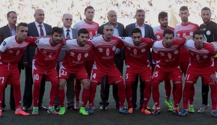 أهلي الخليل يحجز مقعده بدور الـ16 لكأس فلسطين باكتساحه سلوان برباعية
