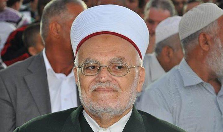 عكرمة صبري: التفريط في المسجد الأقصى تفريط بمكة والمدينة
