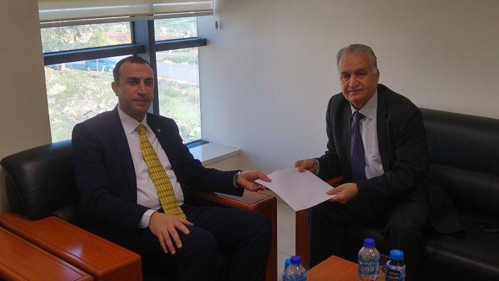 المالكي يتلقى دعوة لاجتماع اللجنة الوزارية الخاصة بفلسطين بحركة عدم الانحياز
