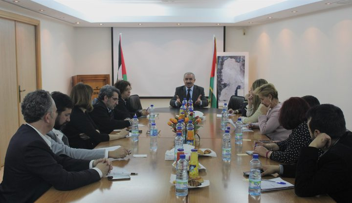 اشتية: الرئيس سيدعو وزراء الخارجية الاوربيين الاعتراف بدولة فلسطين