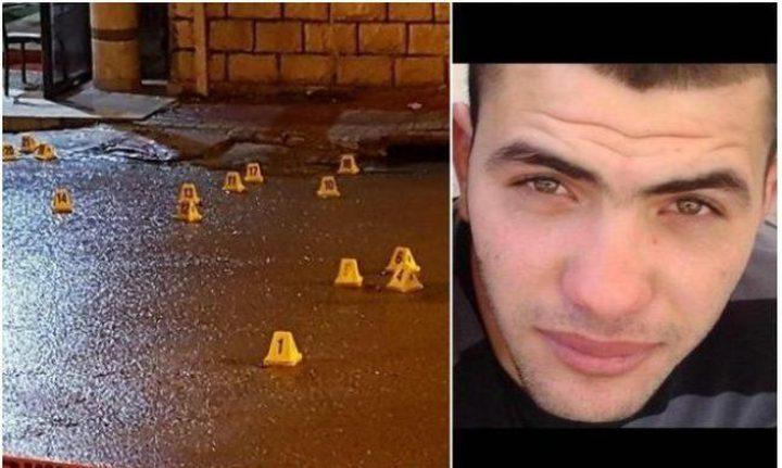 مقتل شاب في جريمة إطلاق نار