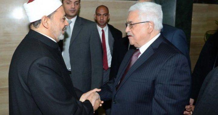 الرئيس يؤكد: لم يولد بعد من يساوم على القدس أو فلسطين