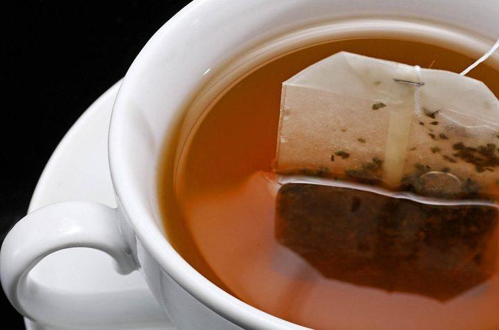 أخطار  عددية ل أكياس الشاي !
